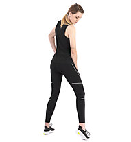 Nike Pro HyperCool - top fitness - donna, Black