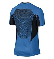 Nike Pro Hypercool Fitted - T-Shirt, Blue