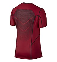 Nike Pro Hypercool Fitted - T-Shirt, Red