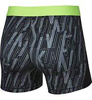 Nike Pro Hypercool Short 3In1 - Trainingshose - Damen, Black/Green