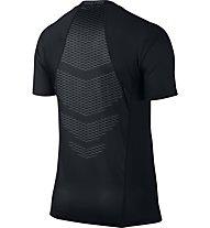 Nike Pro Hypercool Top - Fitness Funktionsshirt - Herren, Black
