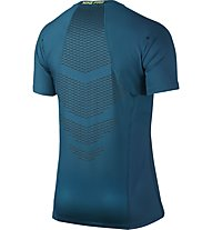 Nike Pro Hypercool Top - Fitness Funktionsshirt - Herren, Blue