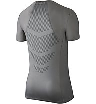 Nike Pro Hypercool Top - Fitness Funktionsshirt - Herren, Grey