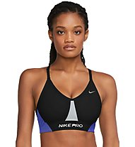 Nike Pro Indy - Sport-BH - Damen, Black