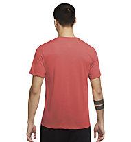 Nike Pro M's Graphic - T-Shirt - Herren , Red
