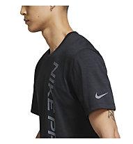 Nike Pro Men's Short-Sleeve - T-shirt - uomo, Black