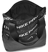 Nike Pro Radiate Graphic Tote - Sporttasche - Damen, Black