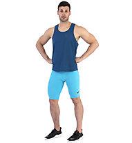 Nike Pro Men's Shorts - Trainingshose kurz - Herren, Light Blue