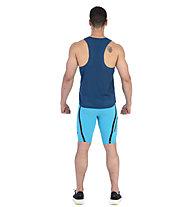 Nike Pro Tech Pack - pantaloni corti fitness - uomo, Light Blue