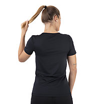 Nike Pro All Over Mesh - T-shirt fitness - donna, Black