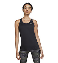 Nike Pro W's Camo - canotta fitness - donna, Black