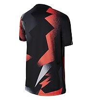 Nike PSG - maglia calcio, Black/Orange/Grey