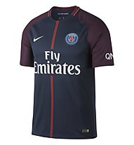 Nike Breathe Paris Saint-Germain Stadium Jersey - Fußballtrikot - Herren, Navy