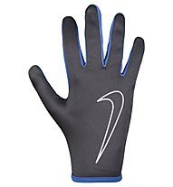 Nike Rally Run Gloves Laufhandschuhe, Black/Royal