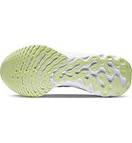 Nike React Infinity Run Flyknit - Laufschuhe Neutral - Damen, Black/Yellow