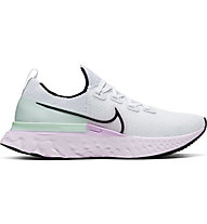 Nike React Infinity Run Flyknit - scarpe running neutre - donna, White