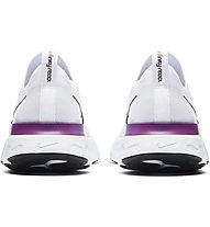 Nike React Infinity Run Flyknit - Laufschuhe Neutral - Damen, White/Black