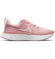 Nike React Infinity Run Flyknit 2 - scarpa running neutra - donna, Pink