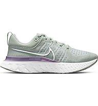 Nike React Infinity Run Flyknit 2 - Runningschuh neutral - Damen, Grey