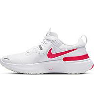 Nike React Miler Running - Neutrale Laufschuhe - Damen, White