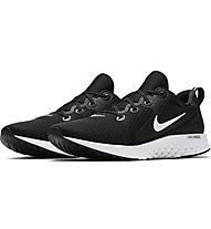 Nike Rebel React - scarpe running neutre - uomo, Black
