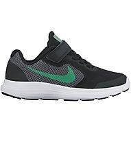 Nike Revolution 3 - Sportschuhe für Kinder, Black
