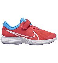 Nike Revolution 4 Disrupt (PSV) - scarpe da palestra - bambino/a, Red/Light Blue