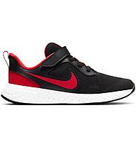 Nike Revolution 5 Little Kids - Sportschuhe - Jungen, Black/Red