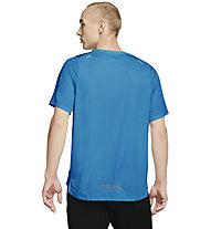 Nike Rise 365 Trail Run - maglia trail running - uomo, Blue
