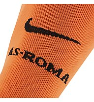 Nike A.S. Roma 3rd Stadium Sock - calzettoni calcio Roma, Bright Orange