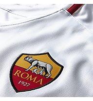 Nike Breathe A.S. Roma Stadium Jersey Away - Fußballtrikot - Herren, White
