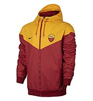 Nike Roma Windrunner - Fußballjacke mit Kapuze - Herren, Red