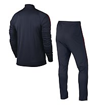 Nike A.S. Rom Herren-Fußball-Trainingsanzug, Obsidian