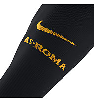Nike AS Roma Stadium Socks - Fußballsocken, Black