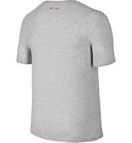 Nike Ronaldo M NK Tee - T Shirt - Herren, Grey