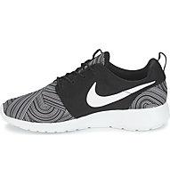 Nike Roshe One Print - Sneaker Turnschuh - Herren, Black/White
