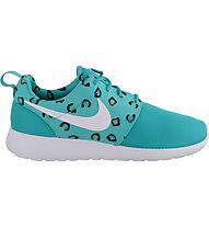 Nike Roshe One Print Women's scarpa da ginnastica donna, Green