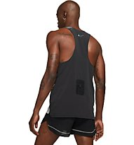 Nike Run Division Pinnacle - canotta running - uomo, Grey