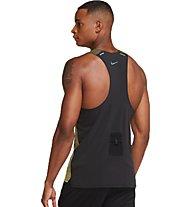 Nike Run Division Pinnacle - Runningshirt ärmellos - Herren, Green