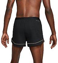 Nike Run Division Pinnacle - Runninghose kurz - Herren, Black