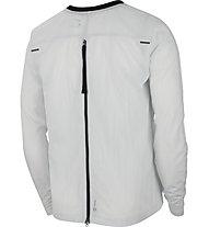 Nike Run Division Woven Running - Laufshirt - Herren, Light Grey