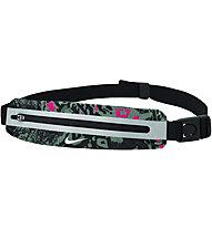 Nike Running Slim - marsupio running, Black/Multicolor