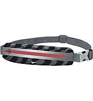 Nike Running Slim - marsupio running, Black/Grey