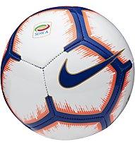Nike Serie A Strike - pallone da calcio, White
