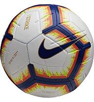 Nike Serie A Strike - Fußball, White/Black/Orange
