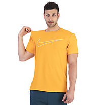 Nike Superset Training - T-shirt fitness - uomo, Orange