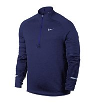 Nike Sphere Element - Runningshirt - Herren, Dark Purple