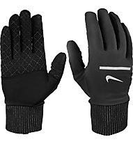 Nike Sphere Run Gloves 2.0 - guanti running - uomo, Black/Grey