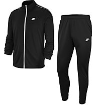 Nike Sportswear - Trainingsanzug - Herren, Black/White