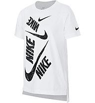 Nike Sportswear - T-Shirt - Mädchen, White